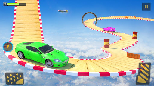 Ramp Car Stunts Racing: Impossible Tracks 3D android2mod screenshots 8