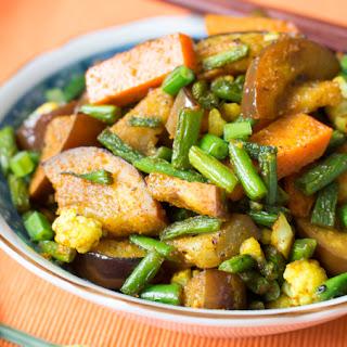 Turmeric Vegetable Medley
