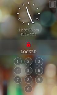 App Screen Lock - with Fingerprint Simulator APK for Windows Phone
