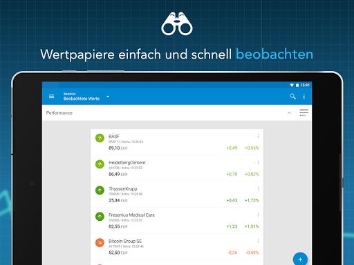Finanzen100 - Börse, Aktien & Finanznachrichten  screenshots 9