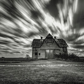 by Terry Ingram - Black & White Landscapes