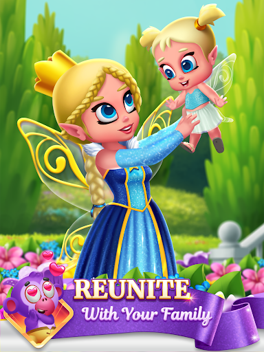 Princess Alice - Bubble Shooter Game apkdebit screenshots 18