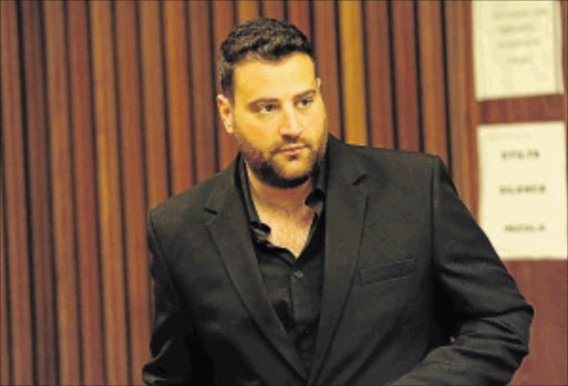 Cop Describes How Christopher Panayiotou Was Arrested