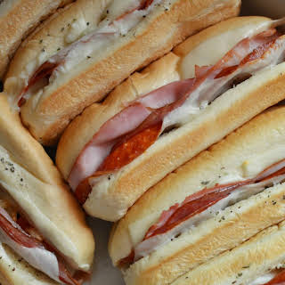 Hot Italian Sandwich Recipes.