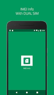 IMEI Info (with Dual SIM Support) v3.6 (Premium Unlocked) 1