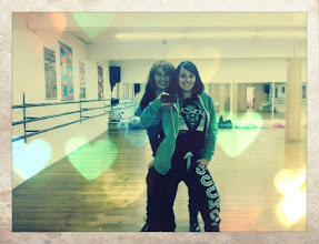 Photo: with Monique