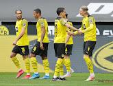 Avec ses Diables et un Haaland en grande forme, Dortmund se qualifie en coupe d'Allemagne