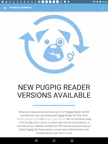 android Pugpig Post Screenshot 5