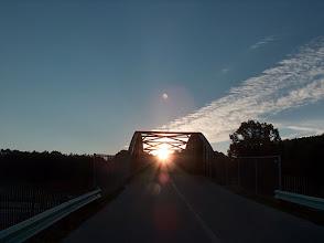 Photo: Sunrise carousel campground - Speedville Bridge