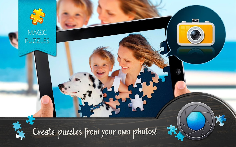 Magic Jigsaw Puzzles - screenshot