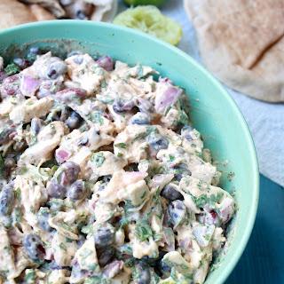 Fiesta Chicken Salad.