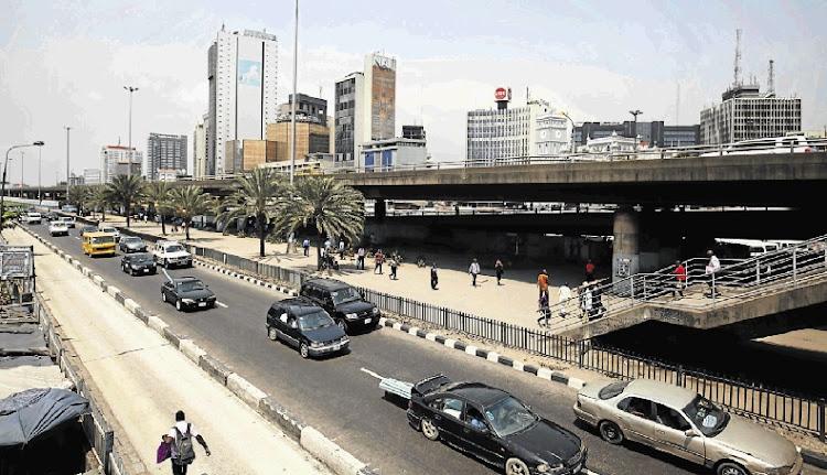 lagos governor faces a rare poll challenge in nigeria s economic hub