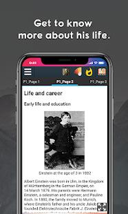 Story of Albert Einstein for PC-Windows 7,8,10 and Mac apk screenshot 3