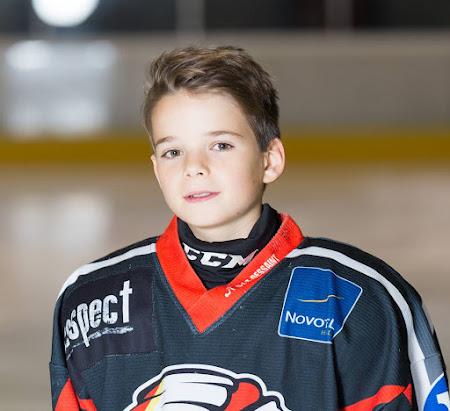 Forward: Lucas Vanhove #11