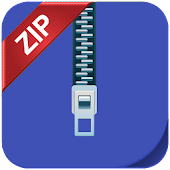 ZIP Entpacken Sie den Dateimanager icon