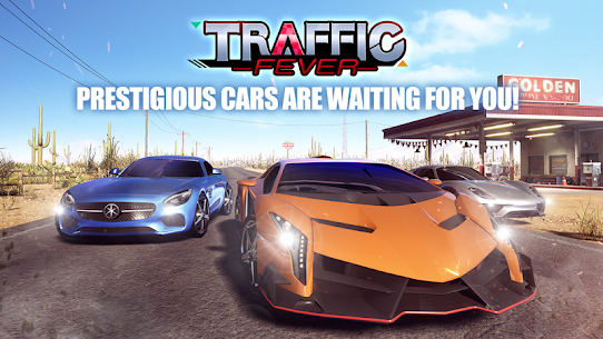 Traffic Fever-Racing game 3