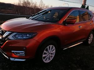 エクストレイル HNT32 4WD  Xi   2018年式のカスタム事例画像 ジンケさんの2020年12月05日18:08の投稿