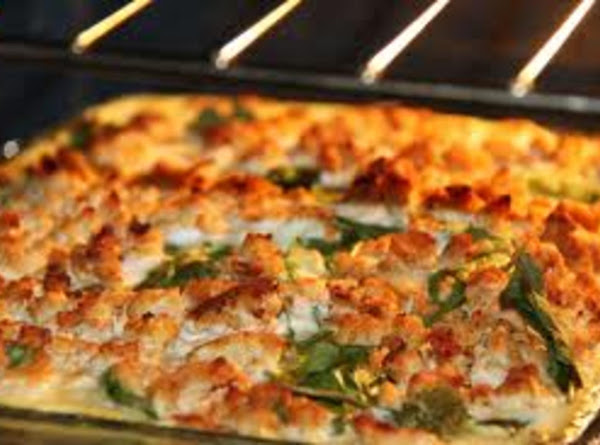 Overnight Turkey  Casserole Recipe