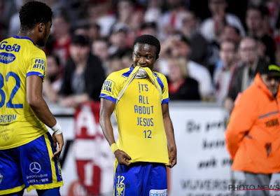 """It's all about Jesus"" : Asamoah explique son t-shirt"