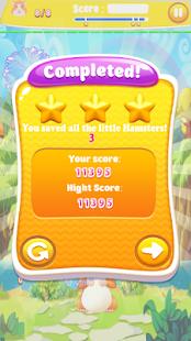 Hamster Bubble Shooter screenshot