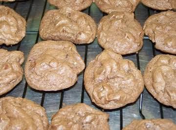 Chocolate Explosion Brownie Cookies