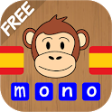 Kids learn Spanish Words - practise to read, write icon
