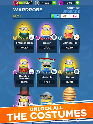 Minion Rush: Despicable Me Official Game screenshot 8