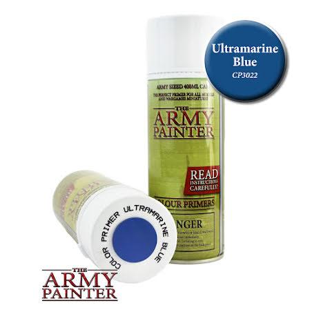 ArmyPainter Colour Primer Spray - Ultramarine Blue