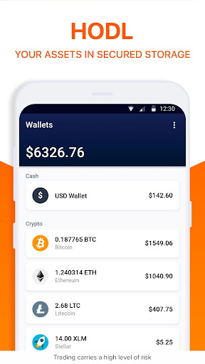 Hodly - Cryptocurrency Wallet for PC