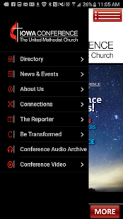 IA United Methodist Conference- screenshot thumbnail