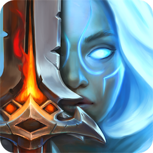 Unleash the fury! Dominate your foes in an epic, dark fantasy hack and slash RPG APK Icon