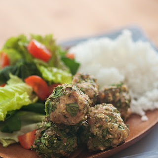 Turkey and Spinach Meatballs Recipe