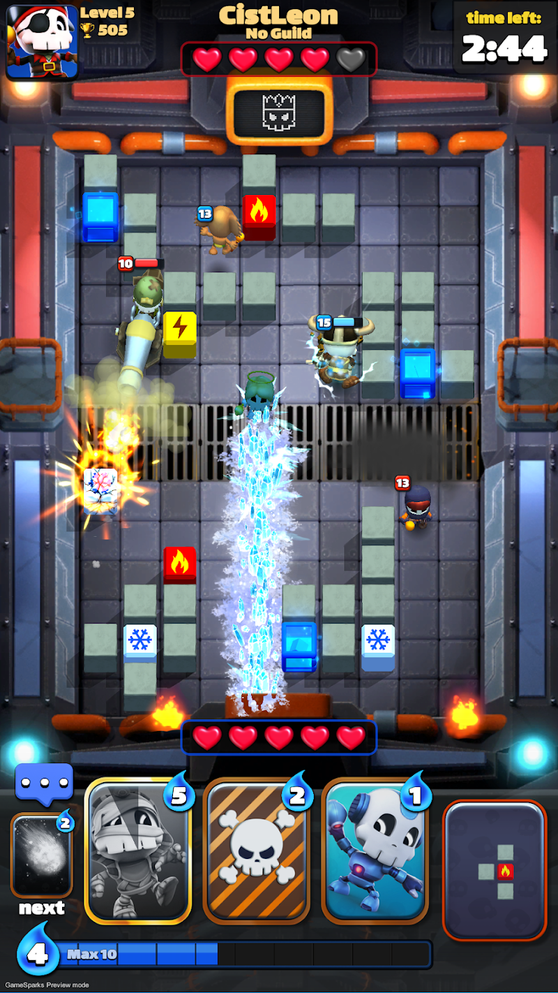Magic Brick Wars Screenshot 5
