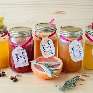 Rose Syrup Soda Recipes
