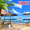 Beach In Bali 3D FREE LWP icon