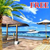 Beach In Bali 3D FREE LWP