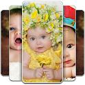 خلفيات أطفال : خلفيات الشاشة أطفال روعة icon