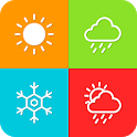 Weather forecast - weather updates live icon