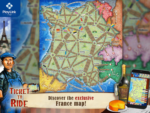 Ticket to Ride for PlayLink 2.5.10-5847-64a9d8c2 screenshots 10