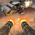 Desert Storm Heli Machine Gun Games icon