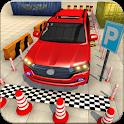 Prado Smart Parking - Master of Driving Games icon