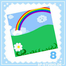 Photo: www.sp-studio.de Christmas Special, day 8: a cute rainbow background