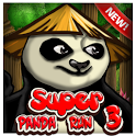 Super Panda Kids Run 3 icon