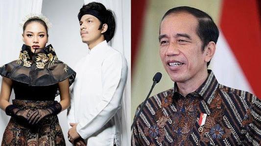 HARI INI Aurel dan Atta Menikah, Lokasi Disteril Paspampres, Jokowi Dikabarkan Hadir Jadi Saksi - Tribunnews.com