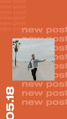 0518 New Post - Instagram Story item