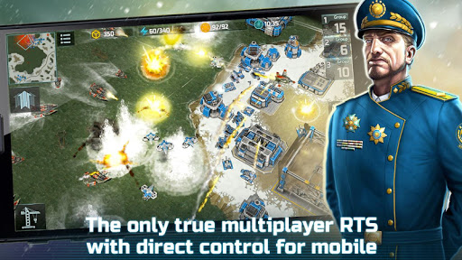 Art of War 3: PvP RTS modern warfare strategy game  screenshots 2
