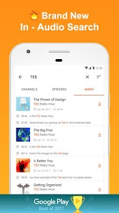 CastBox: Free Podcast Player, Radio & Audio Books – miniaturescreenshot