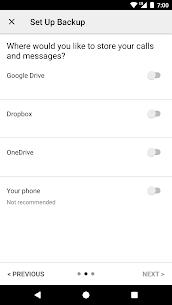 SMS Backup & Restore Pro 4