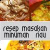 Resep Masakan Minuman Riau