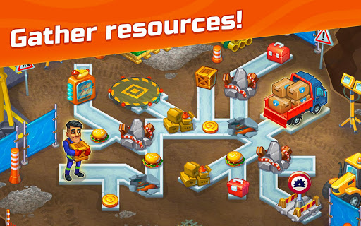 City Rescue Team: Time management game apkpoly screenshots 13